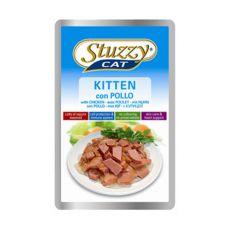 Stuzzy cat hrană pentru pisici în pungă de aluminiu - cu pui, 100 g