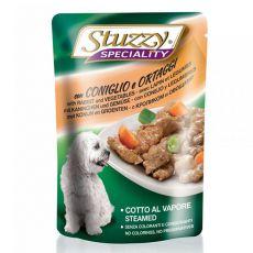 Stuzzy Specialitate Câini- iepure cu legume, 100 g