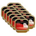 ANIMONDA Senior Pâté - Beef and Chicken, 12 x 150g