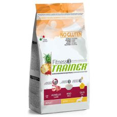 Trainer Fitness3 Adult MINI miel şi orez- 7,5 kg