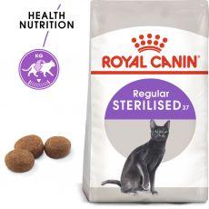 Royal Canin STERILISED 37 - pentru pisici sterilizați, 400 g
