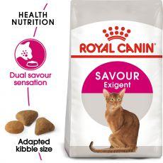 Royal Canin Savour EXIGENT - hrană pentru pisici mofturoase, 2 kg