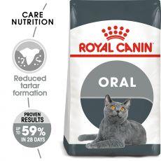 Royal Canin ORAL Care - hrană pentru pisici, 400 g