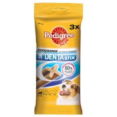 Batoane Pedigree Denta Stix small - 3 bucăți / 45g