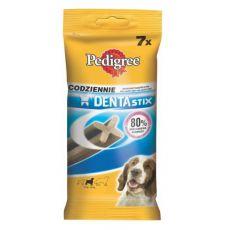 Batoane pentru câini, Pedigree Denta Stix mediu- 7 bucăți / 180g