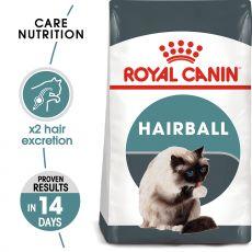 Royal Canin HAIRBALL CARE - hrană pentru pisici, 400 g