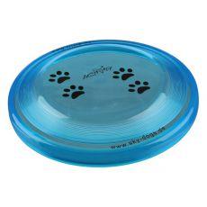 Frisbee pentru câini, din plastic - 19cm