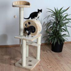 Ansamblu sisal pentru pisici Salamanca, culoare bej - 138cm