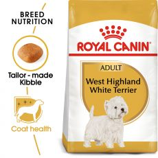 ROYAL CANIN WESTIE ADULT 3 kg