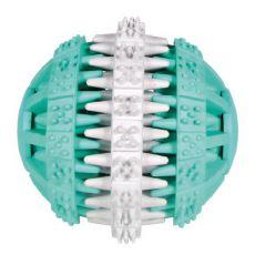 Jucărie câine- minge mentelotă,  7 cm