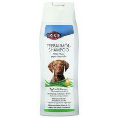 Șampon pentru câine cu ulei de arbore de ceai - 250ml