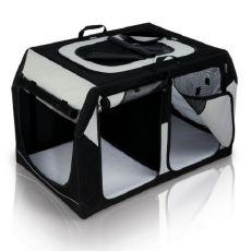 Vario duplo box pentru transport - S-M, 91x60x61/57cm