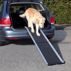Rampă auto pentru câini 38x155 cm