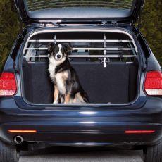 Grilaj auto pentru transportul în siguranță al câinelui