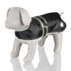 Hăinuță pentru câini cu accente reflectorizante – L /60-85 cm