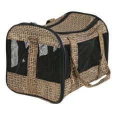 Geantă portabilă pentru câini și pisici - Malinda, 27x30x50cm