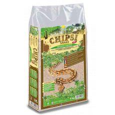 CHIPSI SNAKE - aşternut natural terariu 5kg
