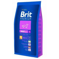 Brit Premium Adult Small 1kg