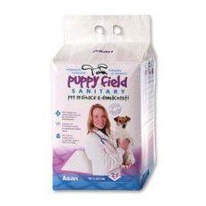 Tampoane igienice pentru câini – 90 x 60 cm, 25 bucăți