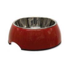 Castron câine DOG FANTASY,  0,35L - roşu