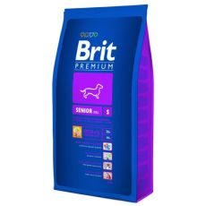 Brit Premium Senior small breed  1kg
