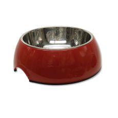 Castron câine DOG FANTASY,  0,70L - roşu