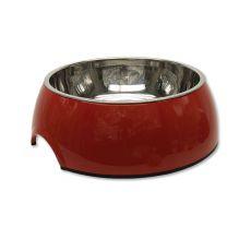 Castron câine DOG FANTASY, 1,40L - roşu