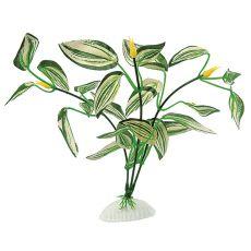 Plantă din mătase pentru acvariu - plastic, 20 cm