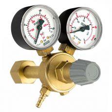 """Supapă reducere presiune CO2 - W21,8x1/14"""" cu două manometre"""
