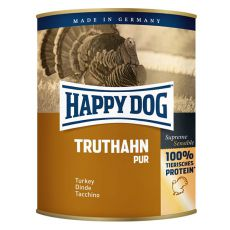 Happy Dog Pur - Truthahn/turkey 800g