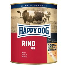 Happy Dog Pur - Rind 800g /beef