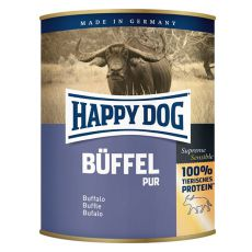 Happy Dog Pur - Büffel 800g / Buffalo