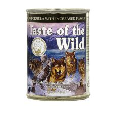 TASTE OF THE WILD Wetlands Canine - cutie  conservă, 390g
