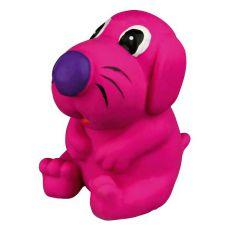 Jucărie câine- câine din latex, 8 cm
