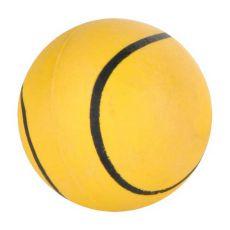 Jucărie câine- minge din cauciuc plutitoare, 7cm