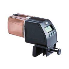 Hrănitor automat digital pentru peşti AquaNova, ecran LCD