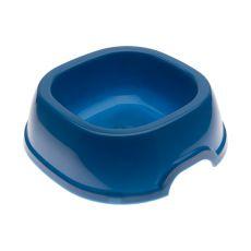 Castron pentru câini SNACK 2 - plastic, albastru, 350 ml