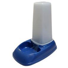 Adăpător pentru apă și hrană KUFRA 1 - albastru, 600 ml