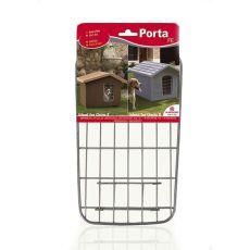 Porta 2 - uşă de metal pentru cuşca câinelui, 30,5 x 18,5 cm