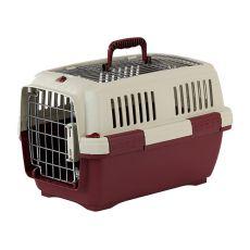 Cușcă pentru transport pisici și câini cu o greutate de până la 15 kg - Clipper 2 ARAN