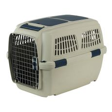 Cușcă pentru transport câini de până la 25 kg - Clipper 4 TORTUGA