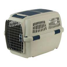 Cușcă pentru transport câini de până la 40 kg - Clipper 5 TORTUGA