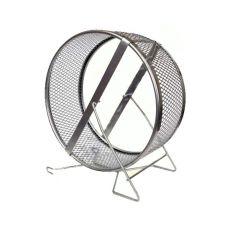 Roată de alergat pentru rozătoare - metal, 25 cm