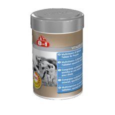 Vitamine pentru cățeluși 8 in 1 VITALITY JUNIOR - 100 tbl