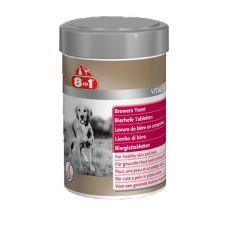 Drojdie de bere pentru câini 8 in 1 VITALITY - 260 tbl