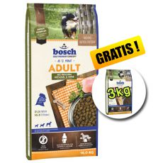 Bosch ADULT Poultry and Millet 15kg + 3kg GRATUIT