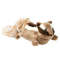 Jucărie pluș pentru câini- veveriță, 28 cm