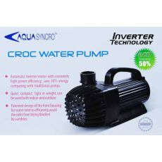Pompă iaz AquaSyncro CROC 8000, cap 3,8m