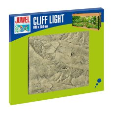 Decor fundal 3D acvariu, CLIFF LIGHT