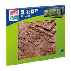 Decor fundal 3D acvariu, STONE CLAY